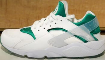 Nike Air Huarache Premium White/Emerald Green
