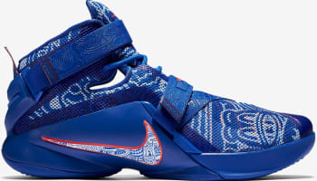 Freegums x Nike Zoom LeBron Soldier 9 Royal