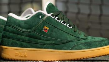 Fila T-1 Mid Green/Red-Gum
