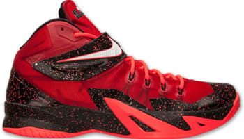 Nike Zoom Soldier VIII Premium University Red/Bright Crimson-White