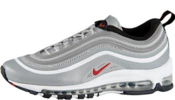 Nike Air Max '97 Hyperfuse Premium Metallic Silver/Varsity Red-Black