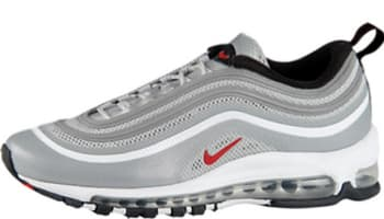 Nike Air Max '97 Hyperfuse Premium Metallic Silver/Varsity Red-Black