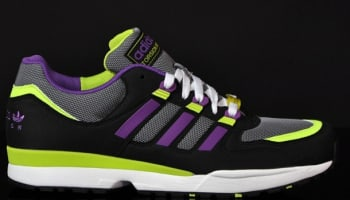 adidas Torsion Integral S Aluminum/Slime-Black