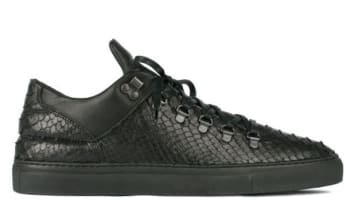Filling Pieces Mountain Cut Low Black/Black