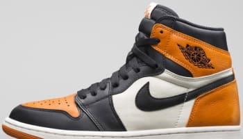 Air Jordan 1 Retro High OG Black/Starfish-Sail