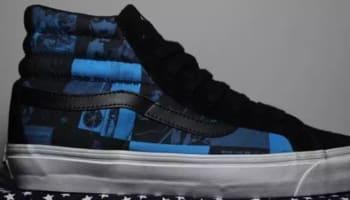 Vans OG Sk8-Hi LX Black/Blue