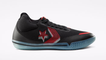 Converse All-Star BB Evo Black/University Red