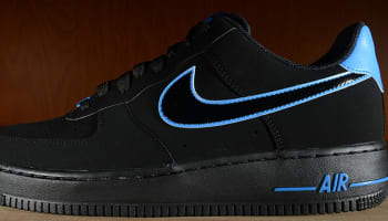 Nike Air Force 1 Low Black/Photo Blue