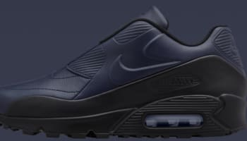 Nike Air Max '90 Slip-On Women's Obsidian/Black-Obsidian