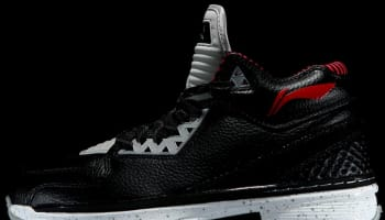 Li-Ning Way Of Wade 2 Black/Grey-Red