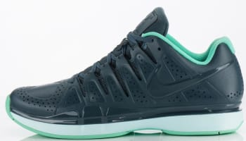 Nike Zoom Vapor 9 Tour LE Dark Armory Blue/Teal Tint-Green Glow