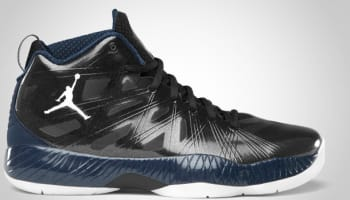 Air Jordan 2012 Lite Black/Midnight Navy-White