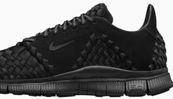 Nike Free Inneva Woven II Black/Black