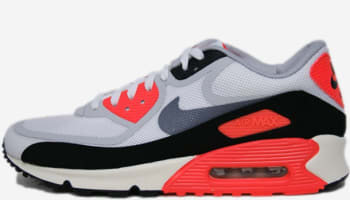Nike Air Max '90 Premium Tape QS White/Cool Grey-Black-Atomic Red