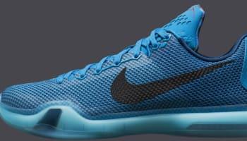 Nike Kobe X Blue Lagoon/Black-Vapor Green