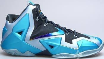 Nike LeBron 11 Armory Slate/Gamma Blue