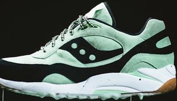 Saucony G9 Shadow 6 Mint Green/Black