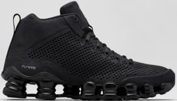 Nike Shox TLX Mid SP Black/Black-Black