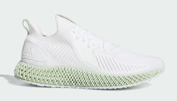 Adidas AlphaEdge 4D White/White-Carbon