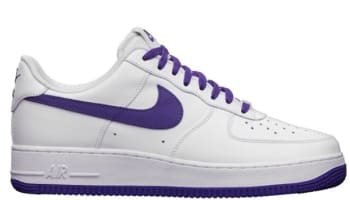 Nike Air Force 1 Low LE QS White/Court Purple