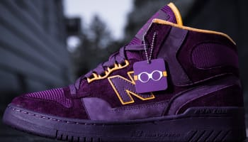 New Balance P740 Purple/Gold