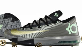 Nike KD 6 Precision Timing