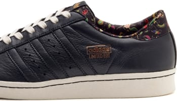 Limited EDT x adidas Consortium Superstar Black/Metallic Copper