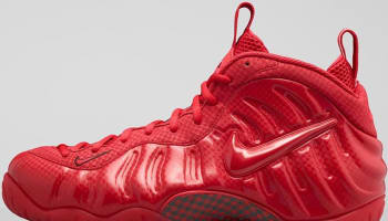 Nike Air Foamposite Pro Gym Red/Gym Red-Black