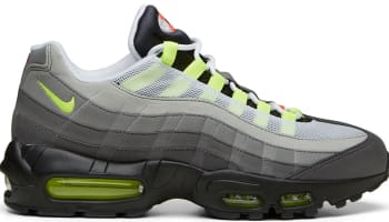 Nike Air Max '95 OG QS Black/Volt-Safety Orange