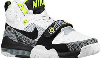 Nike Air Max Bo Jax White/Black-Volt-Light Magnet Grey