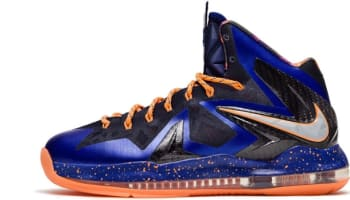 Nike LeBron X PS Elite Hyper Blue