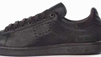 adidas Raf Simons Stan Smith Dark Brown/Dark Brown