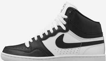 Undercover Gyakusou x NikeLab Court Force Mid Black/White