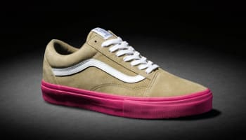 Vans Syndicate Old Skool Pro S Wheat/Pink