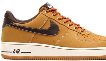 Nike Air Force 1 Low Wheat/Baroque Brown-Sail-Gum Light Brown