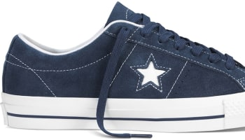 Converse Cons One Star Pro Navy/White