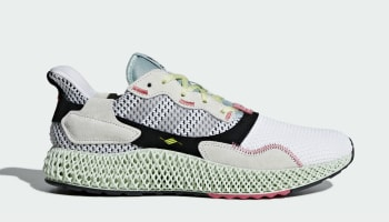 Adidas ZX 4000 4D Footwear White/Grey