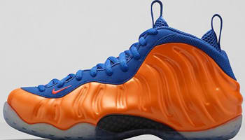 Nike Air Foamposite One Total Crimson/Total Crimson-Game-Royal-Black