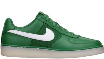 Nike Air Force 1 Low Downtown Leather QS Pine Green/White