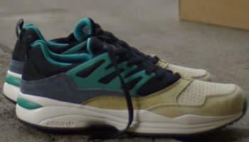 adidas Torsion Allegra Tan/Black-Green