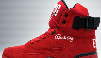 Ewing Athletics Ewing 33 Hi Red/Black-White