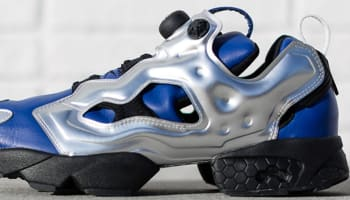 Reebok Instapump Fury Black/Silver-Team Dark Royal