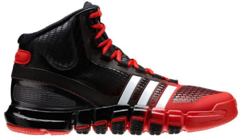 adidas Crazyquick Black/Red-White