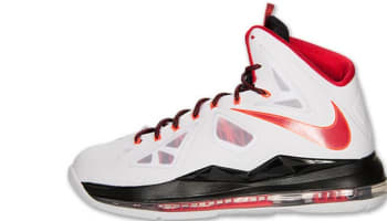 Nike LeBron X Heat Home