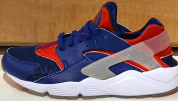 Nike Air Huarache Premium Deep Royal/University Red
