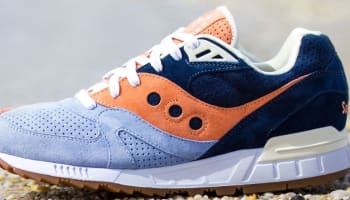 Saucony Shadow Master Sky Blue/Coral-Navy