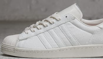 adidas Superstar White/White