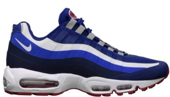 Nike Air Max '95 No-Sew NFL New York Giants