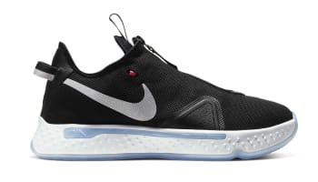 Nike PG 4 Black/White-Smoke Grey