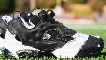 Reebok Instapump Fury Black/White